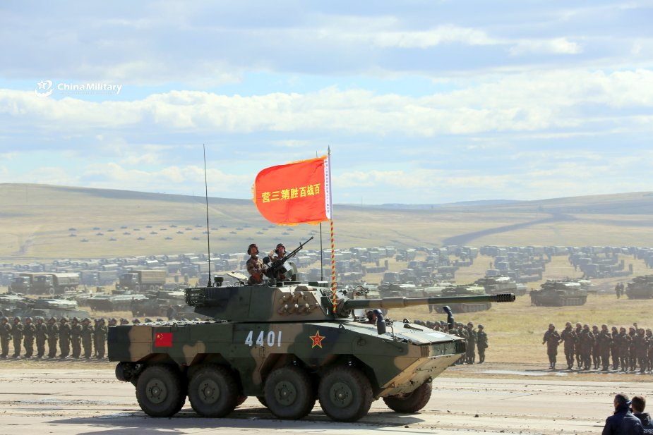 Achievements of Chinese troops involved in Vostok 2018 exercise