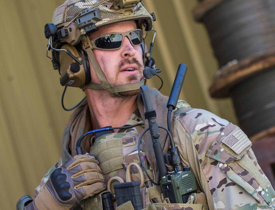 Harris Corp lands US Army order for two channel handheld radios 001