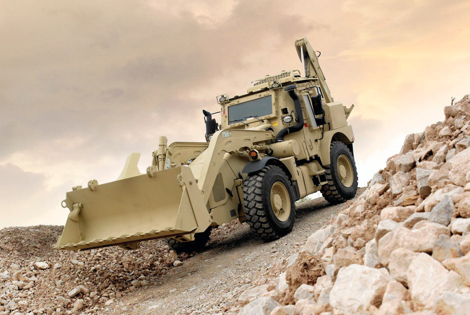 JCB to supply more High Mobility Engineer Excavator Type 1 vehicles to US Army