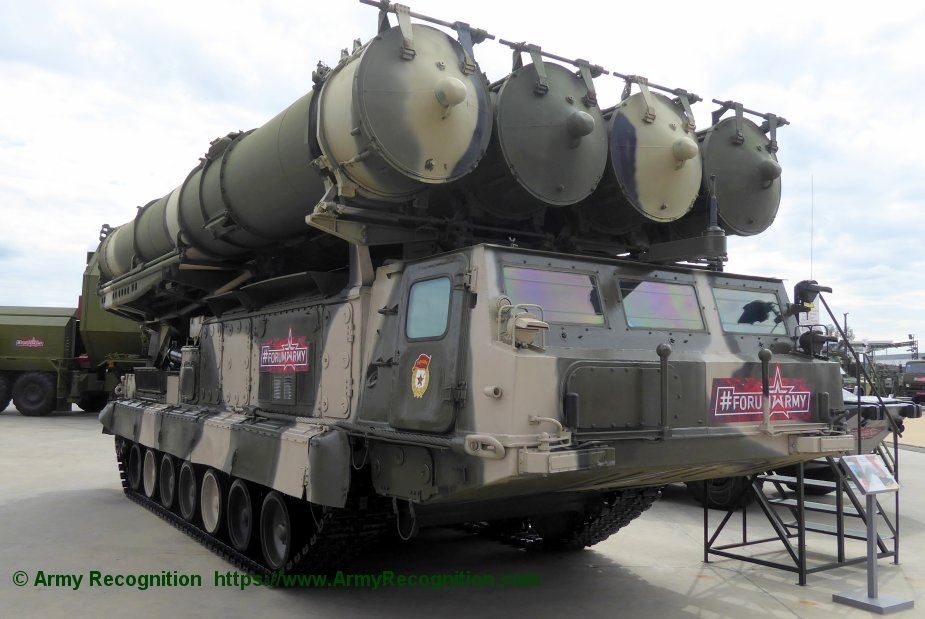 S 300 and S 400 Russian air defense systems become operational at Vostok 2018 exercise