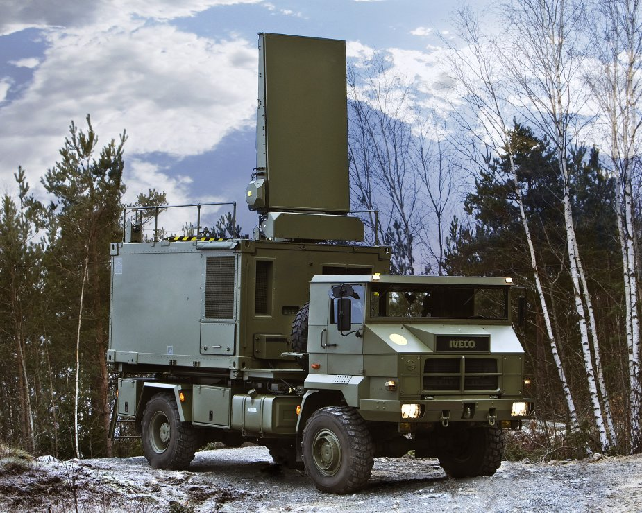 South Korea orders Arthur Weapon Locating System radar support from Saab