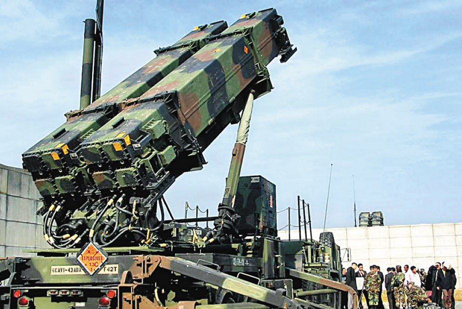 South Korea to buy 63 Patriot PAC 3 air defense systems