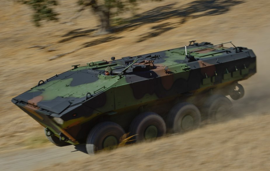 United States Marine Corps: News - Page 2 USMC_AAV7_Assault_Amphibious_Vehicle_survivability_upgrade_program_terminated