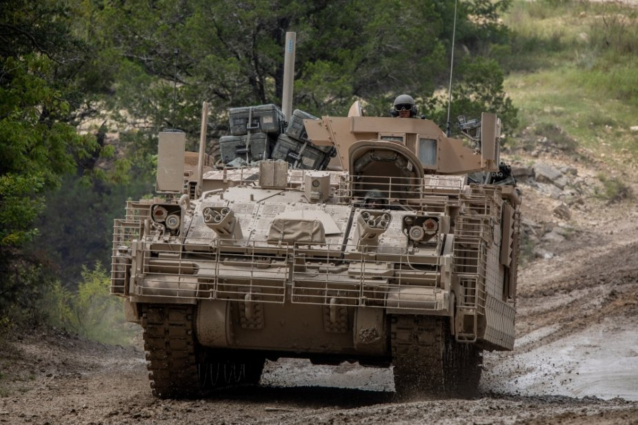 US Army completes testing of new Armored Multi Purpose Vehicle