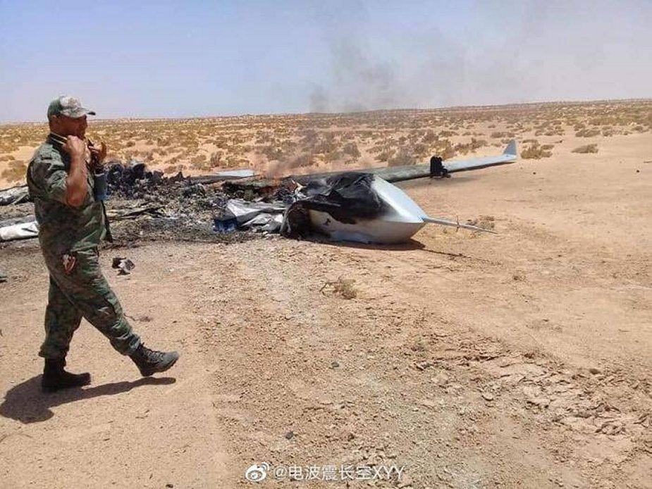 Turkey uses laser weapon technology to shoot down Chinese UAV Wing