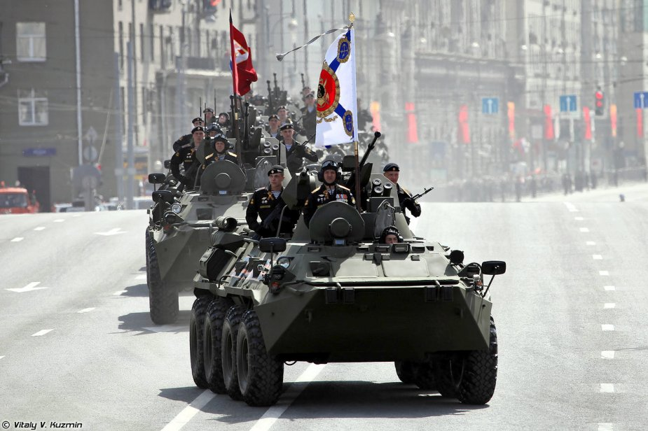 Over 130 weapon systems to roll through Red Square during Victory Parade