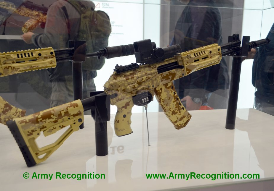 Russia prioritizes deliveries of AK-12 assault rifles to
