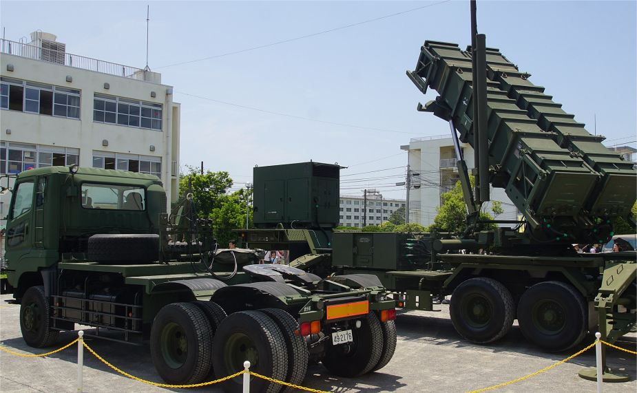 Japan plans to begin modernization of its missile defense system in 2020 925 001