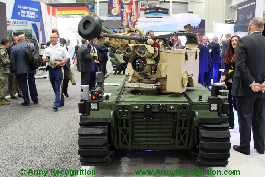 Kongsberg and Armasuisse to to deliver Protector RWS to Swiss army