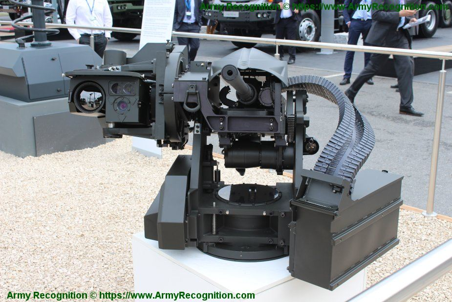 Fieldranger Rheinmetall RWS Remote Weapon Station Germany German defense industry 925 001