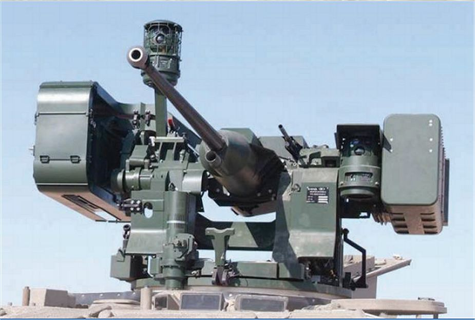 Samson Mk1 General Dynamics Ordnance Tactical Systems RWS Remote Weapon Station US American defense industry 925 001