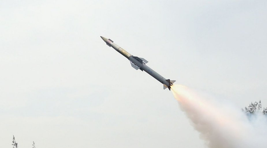 India test fires Quick Reaction Surface To Air Missile QRSAM