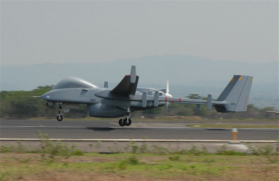 Israel has signed an agreement with India to sale 50 Heron UAVs 925 001