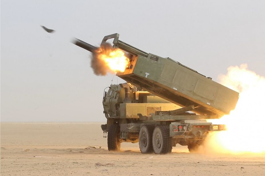 Poland to finalize the purchase of 20 US HIMARS rocket launcher systems 925 001