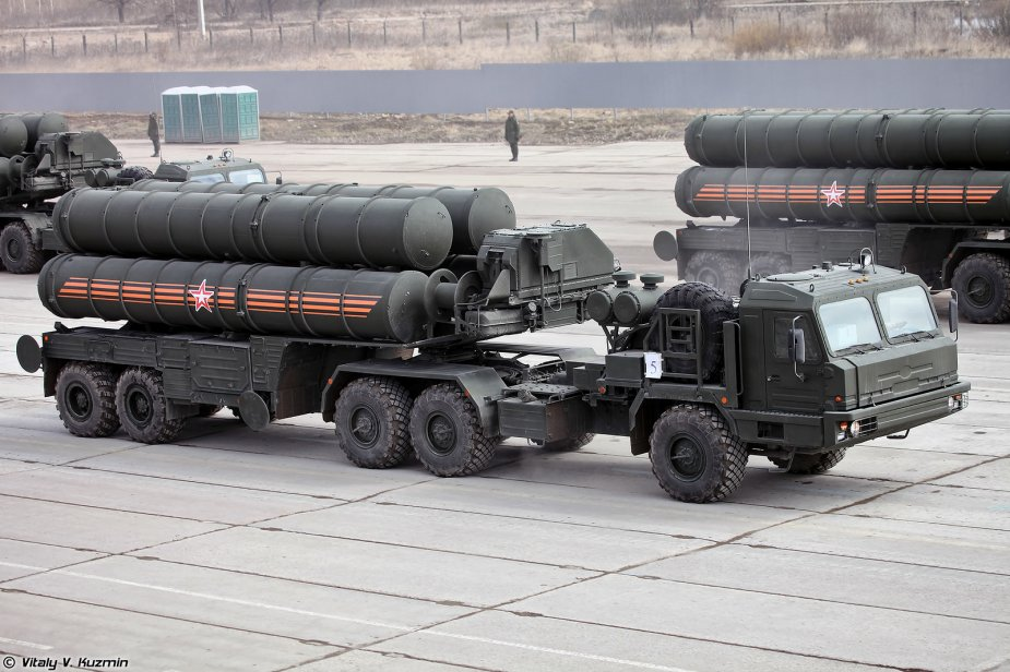 Russia Saudi Arabia negotiate S 400 supplies
