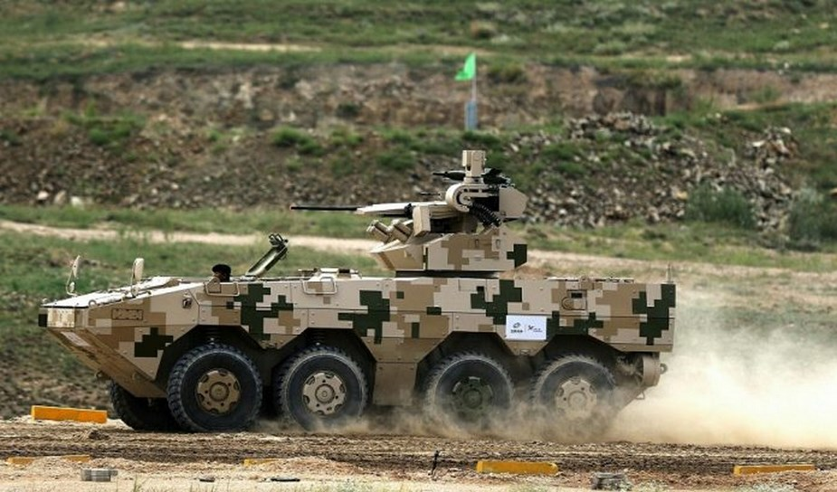 Thai Army buys more Chinese APCs ammunition and other items