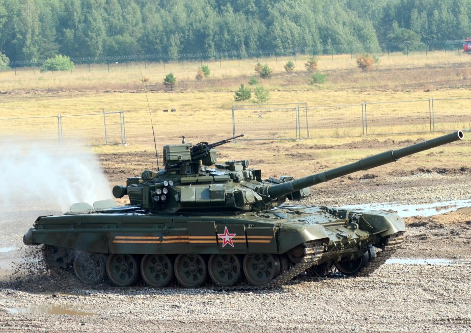 Vietnamese troops to master T 90S main battle tanks
