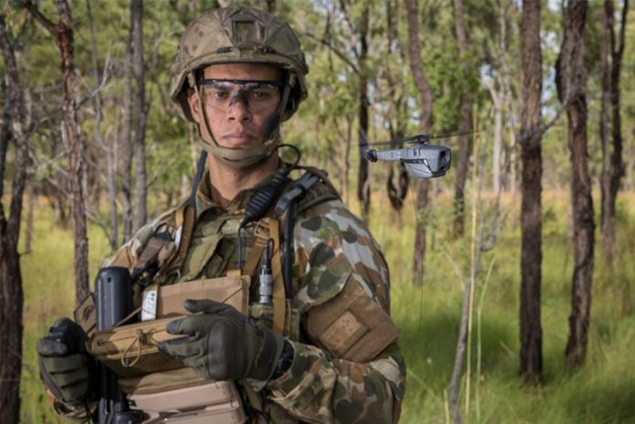 FLIR Systems to provide Black Hornet nano UAVs to US Army Soldier Borne Sensor Program
