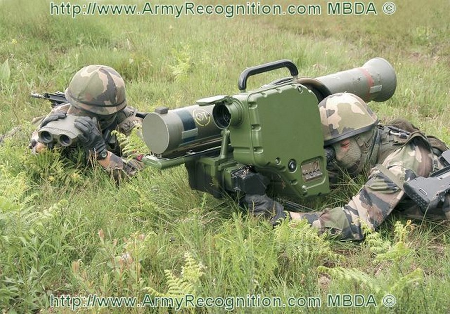 Indian Army to buy over 3000 French Milan 2T antitank guided missiles