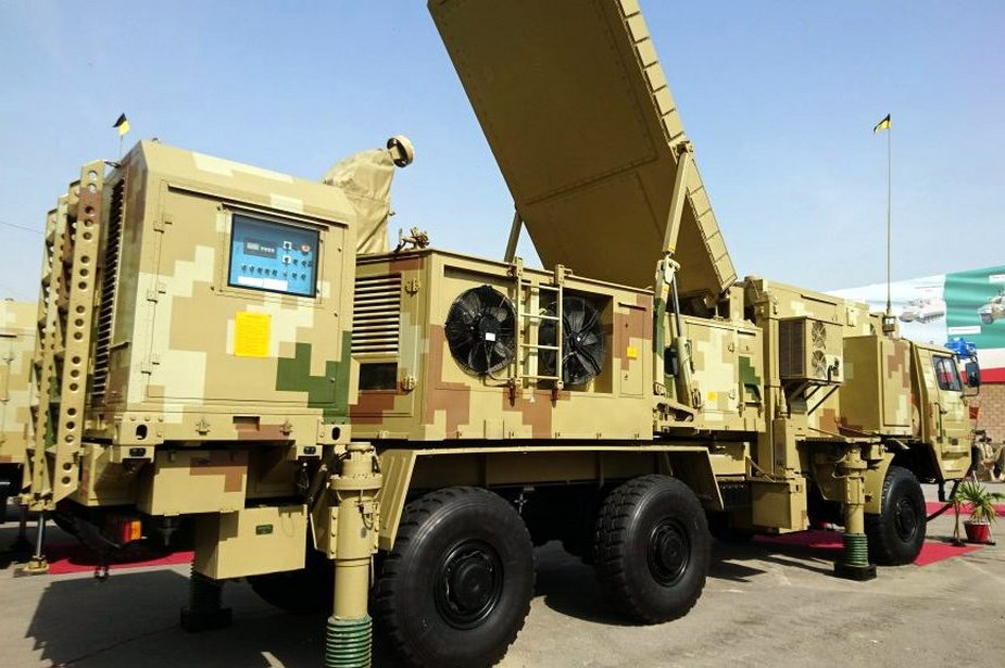 Pakistan first fire of LY 80 Lomads air defense missile 2