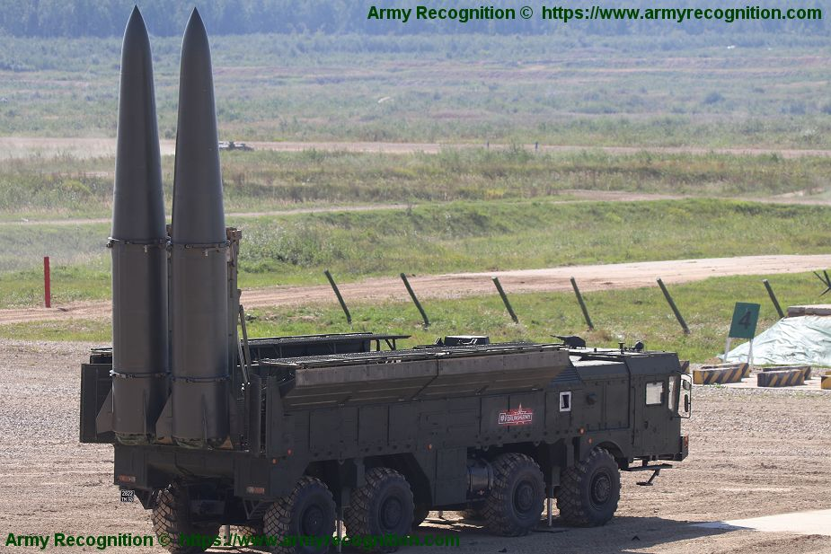 Russian missile troops will be fully reequipped with Iskander M ballistic missiles 925 001