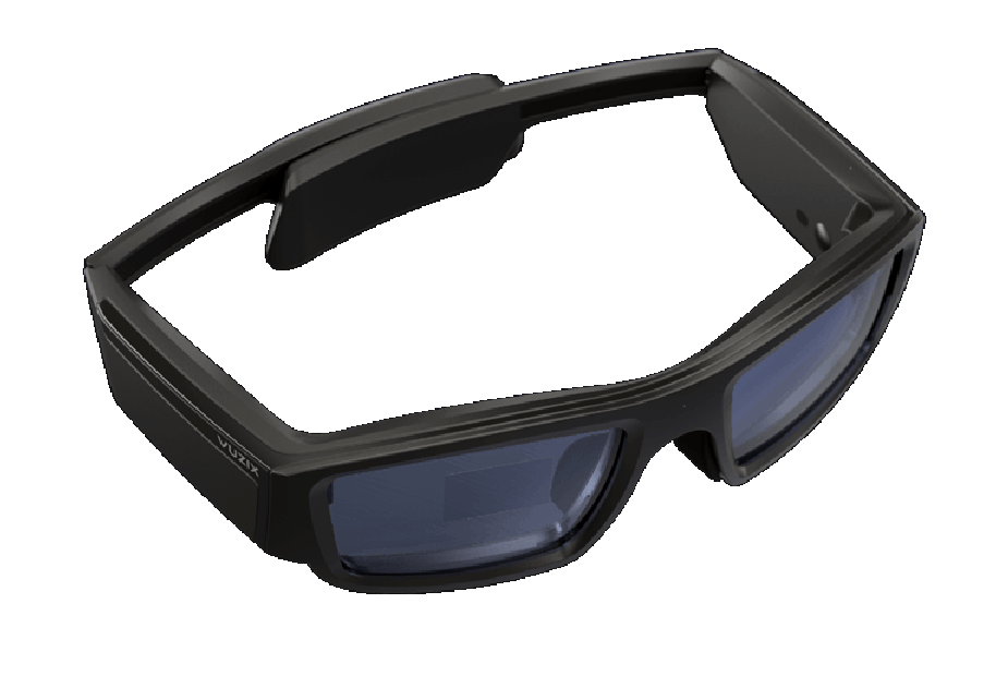 ST Engineering and Vuzix Launch Worlds First Augmented Intelligence Biometric Enabled Smart Glasses Platform 925 001