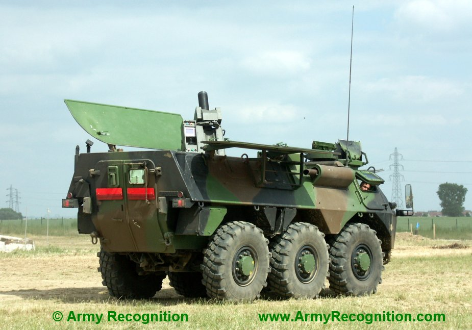 France to buy 54 Thales 2R2M mobile mortars on Griffon chassis 2