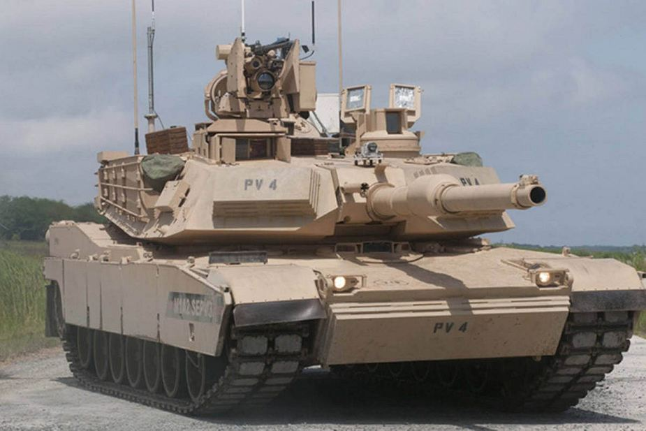 M1A2 SEPv3 Abrams officially redesignated M1A2C