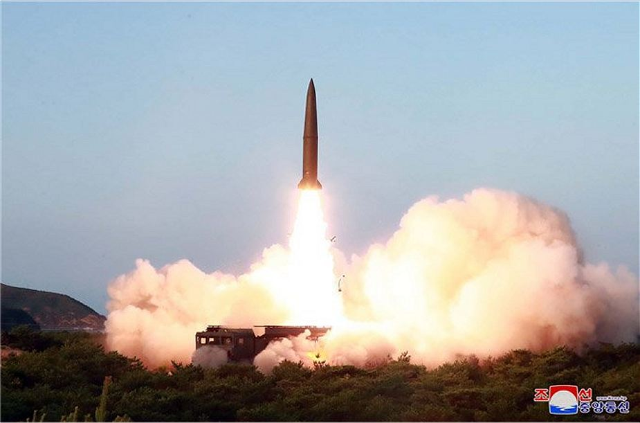 North Korea has test fired new type of short range ballistic missiles 925 001