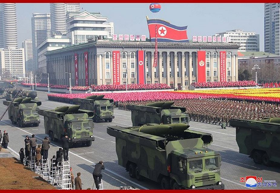 North Korea has test fired new type of short range ballistic missiles 925 002