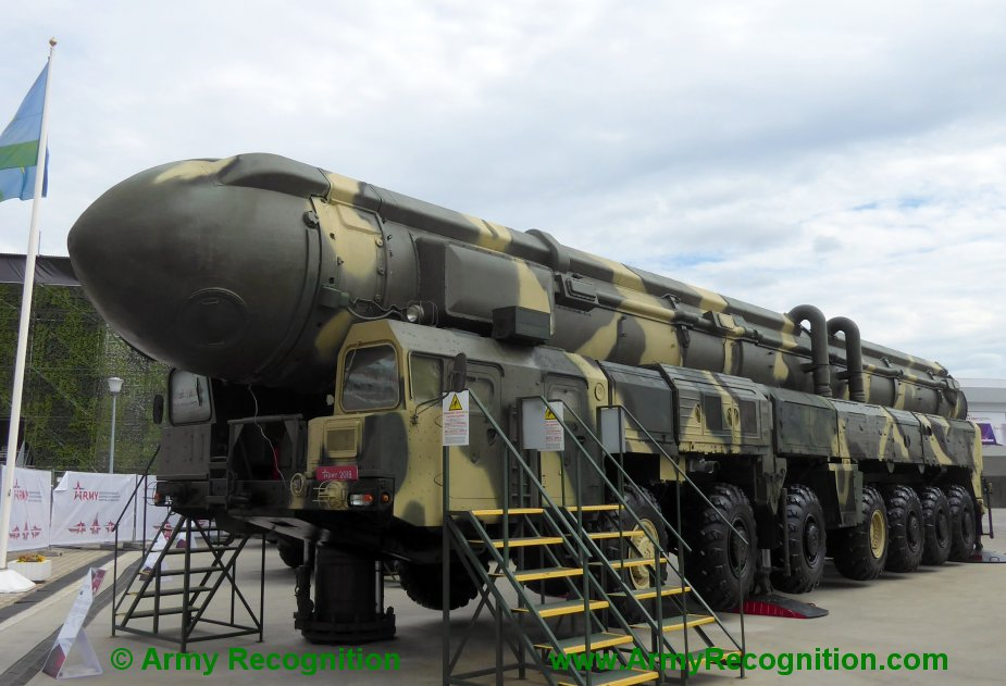 Experts assess prospects of Russian US strategic nuclear forces