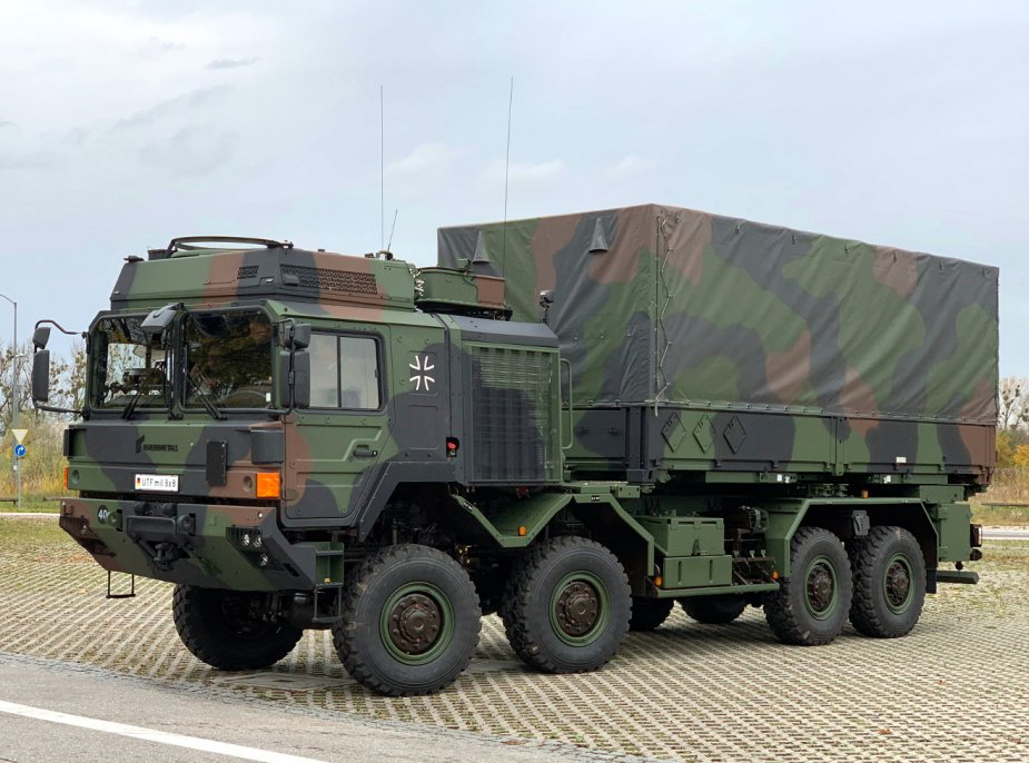German army to buy 252 unprotected transport vehicles from Rheinmetall 1