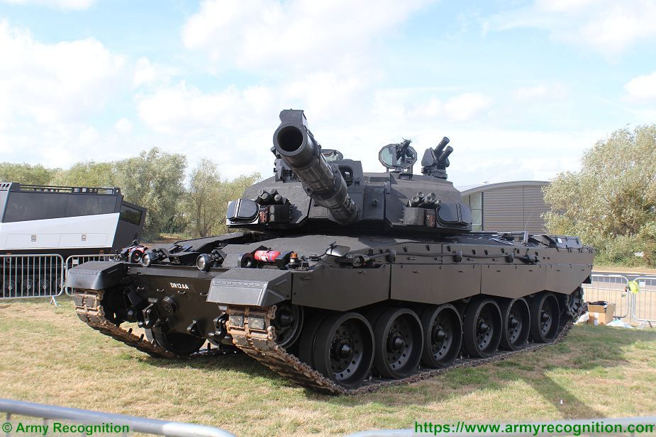 UK Competition and Markets Authority approves Rheinmetall and BAE Systems Military Vehicle Joint Venture