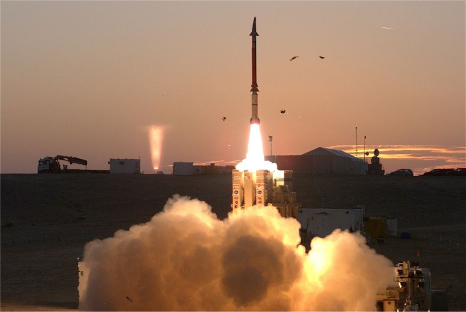 David Sling air defense system successfully intercepted medium to long range missiles 925 001
