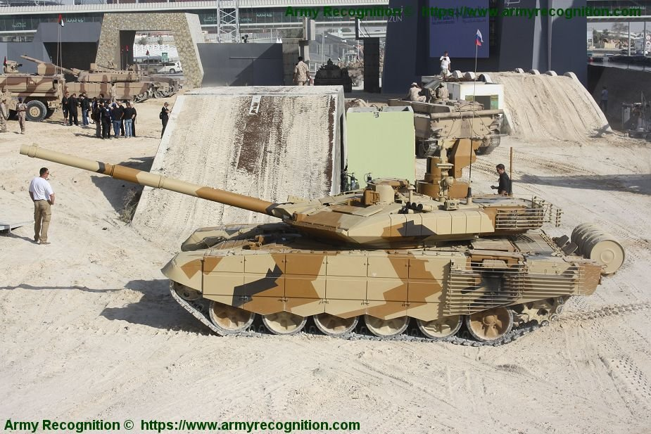 Kuwait delays acquisition of Russian T 90MS tanks