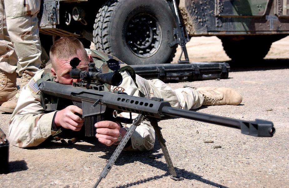 Mexico will produce locally copy of Barrett M82 sniper rifle 925 001