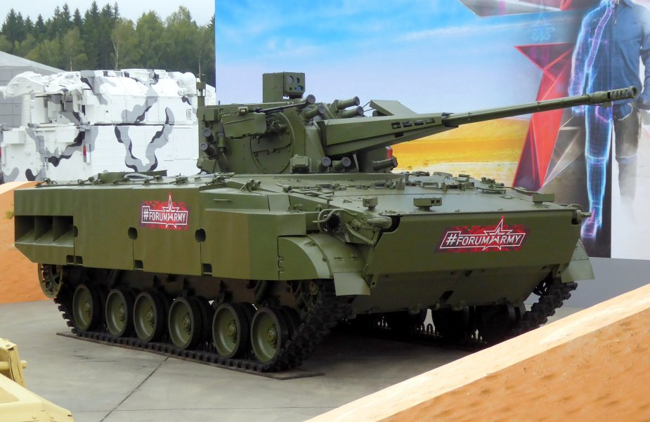 Russia Derivatsiya PVO anti aircraft artillery system to undergo state trials in 2019