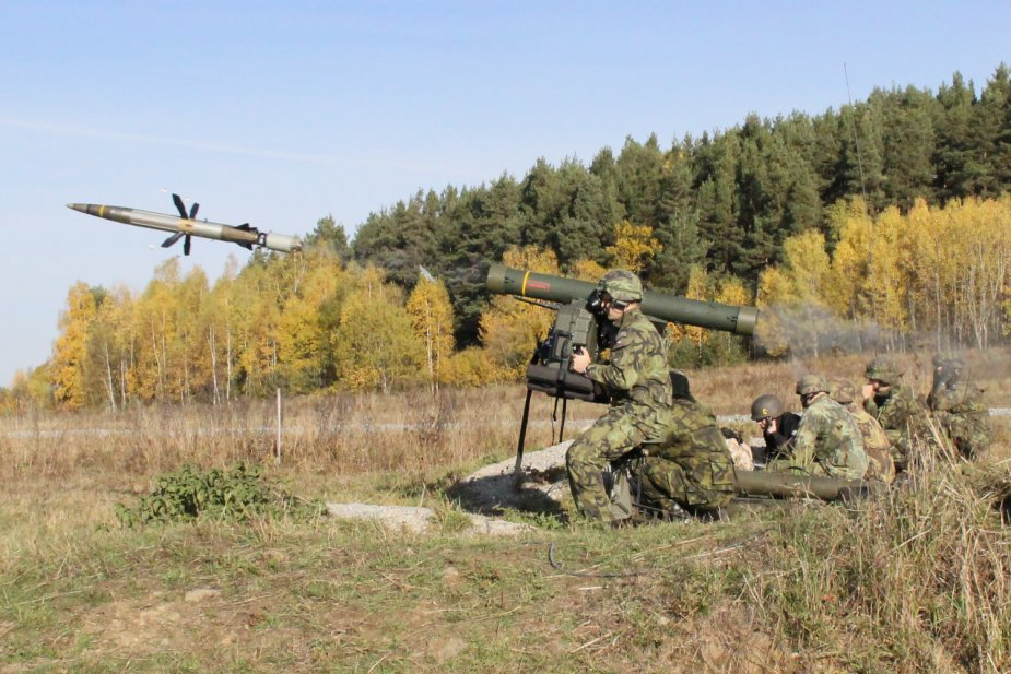 Saab to deliver RBS 70 Mk II missiles to Czech Army