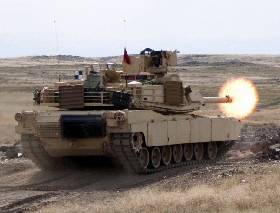 US could announce sale of M1A2X Abrams main battle tanks to Taiwan before July