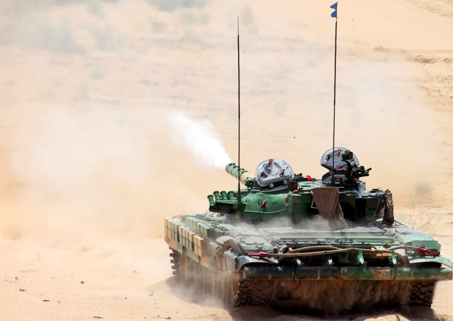 Indian Army demands better ammunition for its weapons