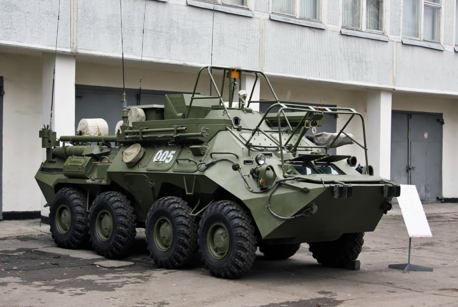 Russian Army to get new radio stations