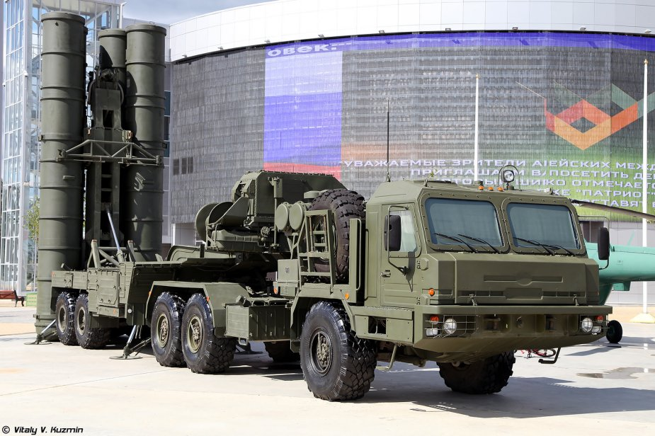 Turkey sent military personnel to Russia for S 400 missile training