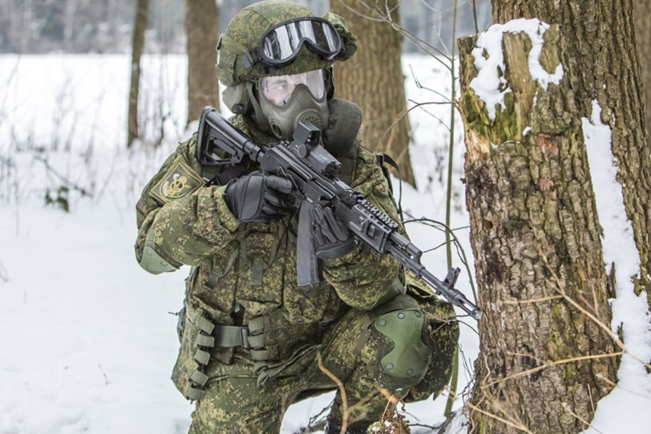 ZVO army command will receive PMK 4 gas masks