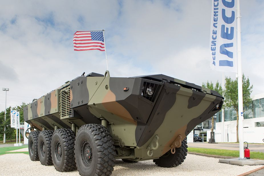 BAE Systems third order of Amphibious Armored Vehicles for ACV porogram of U.S. Marine Corps 925 001