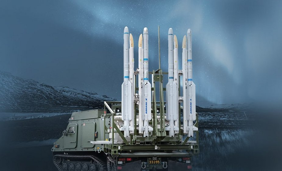 Diehl Defence signs contract for Norwegian mobile ground based air defense