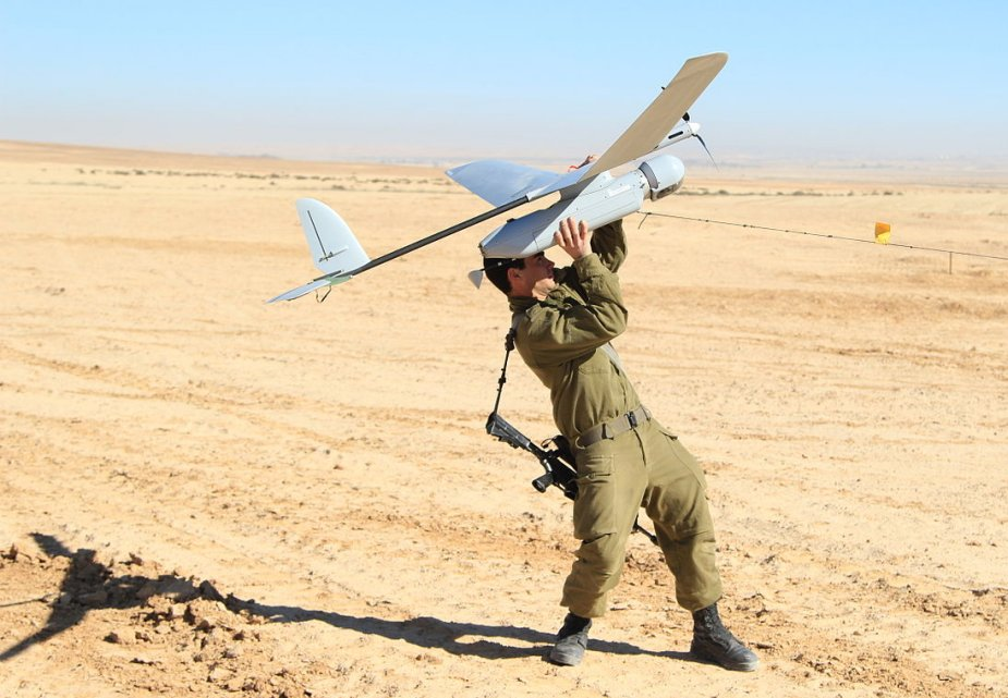 Elbit Systems Skylark 1 UAVs to be manufactured in Kazakhstan from 2020 onward