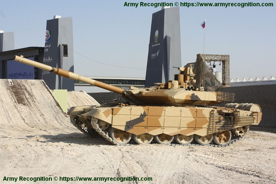India will produce locally 469 Russian T 90MS main battle tanks 925 001