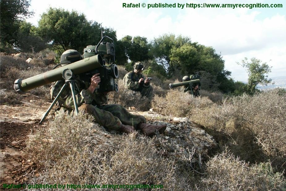 Indian Army successfully test fires Spike LR antitank missiles