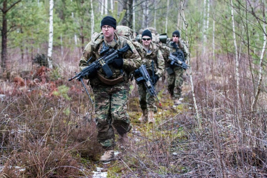 Lithuanian army creates new battalion