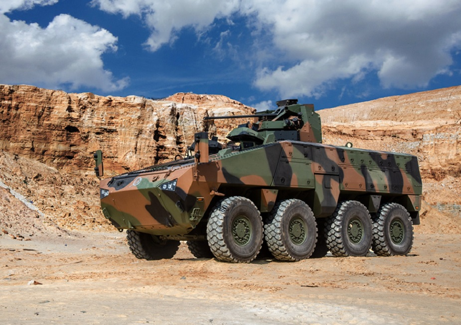 Paramount Group and Indonesias Pt Pindad Collaborate on Armoured Vehicle Systems
